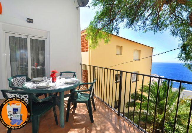 Apartament en Rosas / Roses - 1080 BELLEZA con Terraza