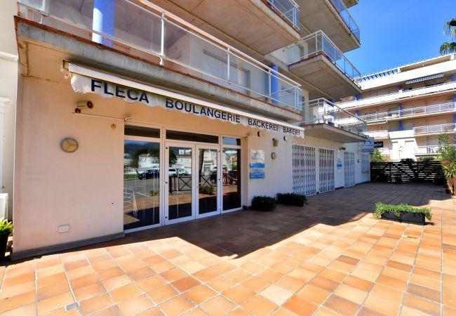 Apartament en Rosas / Roses - 1116 PORT CANIGO gran terraza