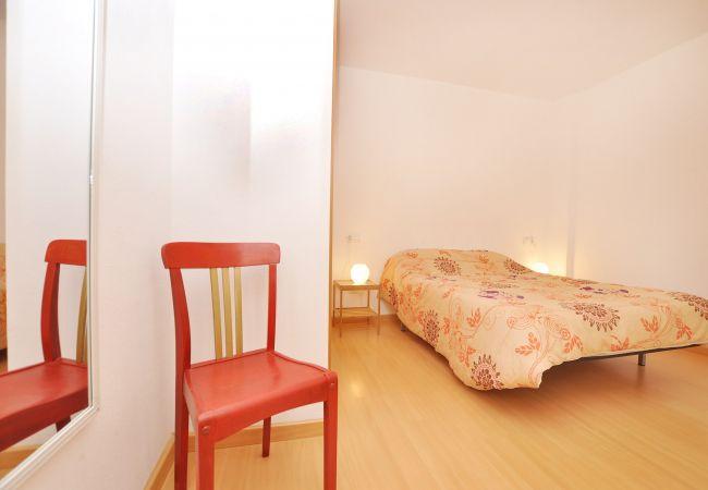 Apartament en Rosas / Roses - 1125 ROYAL MARINE vista Piscina