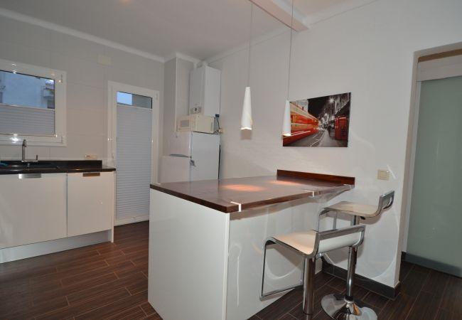 Apartament en L´Escala - ILESAR04- Atico en L'Escala