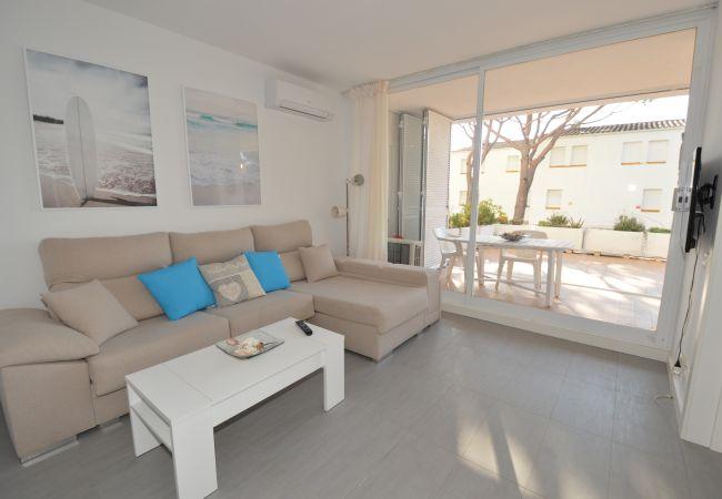 Apartament en Platja d´Aro - IPDAAR02- Planta baja con gran terraza