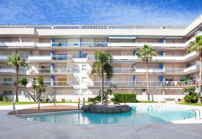 Apartament en Rosas / Roses - ISAR14-APARTAMENTO CON GRAN TERRAZA