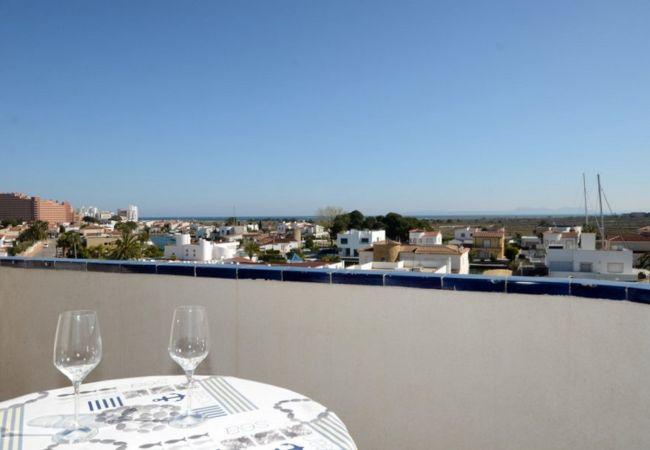 Apartament en Rosas / Roses - ISAR20-APARTAMENTO IMPECABLE CON TERRAZA