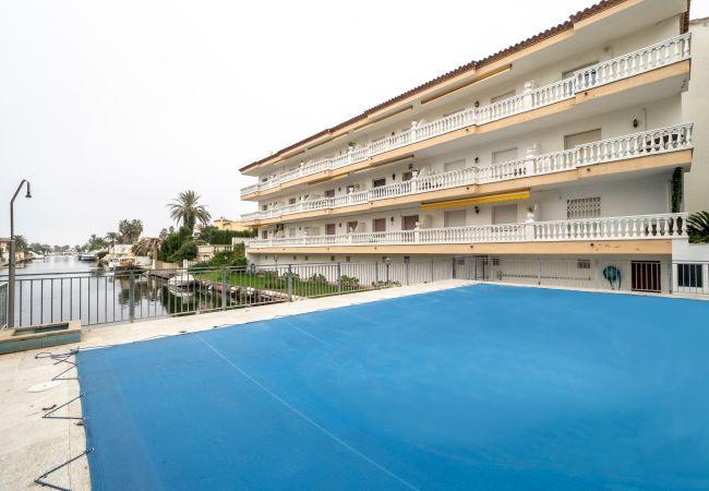Apartament en Empuriabrava - ILA26 FRESER 27