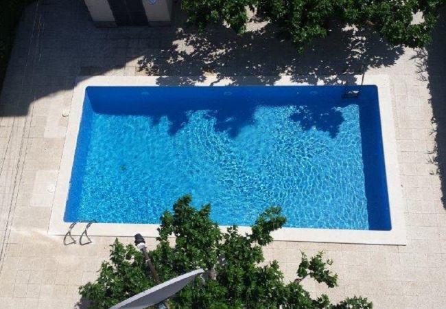 Apartament en Rosas / Roses - ISAR25-Apartamento con piscina comunitaria